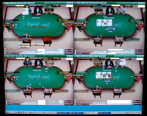 4-tabling $600NL